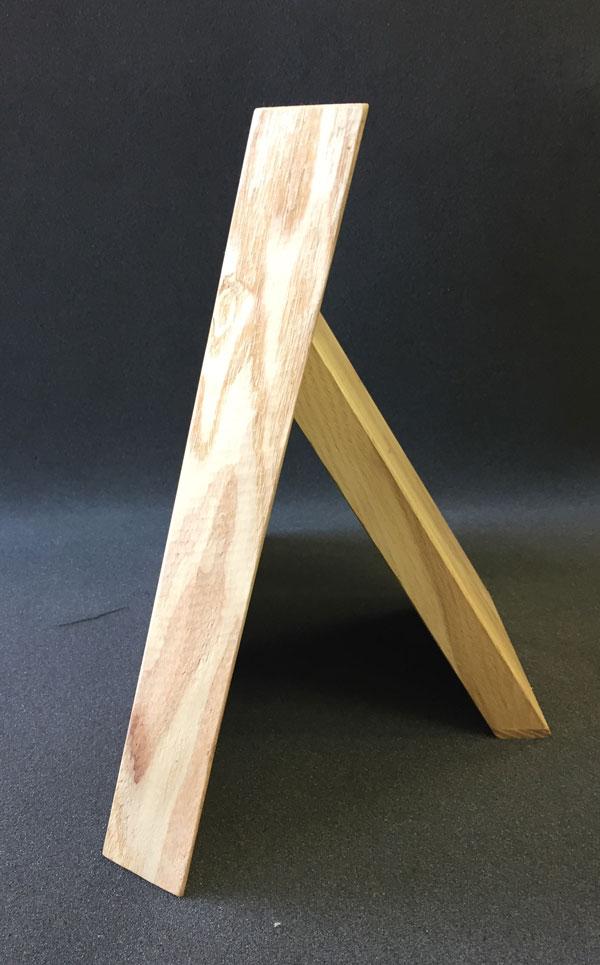 木製-卓上看板 縁3