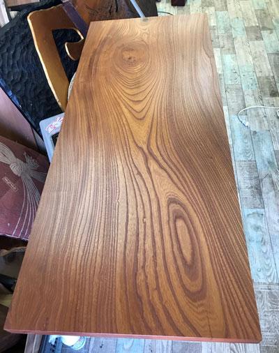 木製看板-クボタ部品道場-4