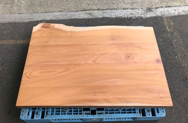 木製看板-クボタ部品道場-2